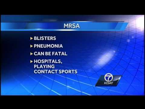MRSA at Volcano Vista High School