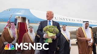 Comparing Presidents Obama And Trump On World Stage | Morning Joe | MSNBC