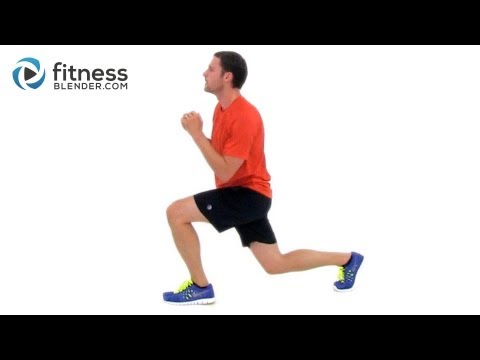 1000 Calorie Workout - HIIT Cardio. Strength. Kickboxing and Abs Workout to Burn 1000 Calories