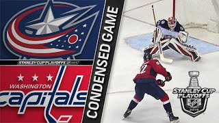 04/21/18 First Round, Gm5: Blue Jackets @ Capitals