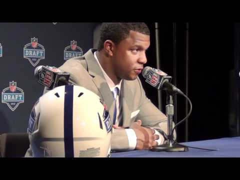 2012 NFL Draft: Quinton Coples, Jets, DE Press Conference