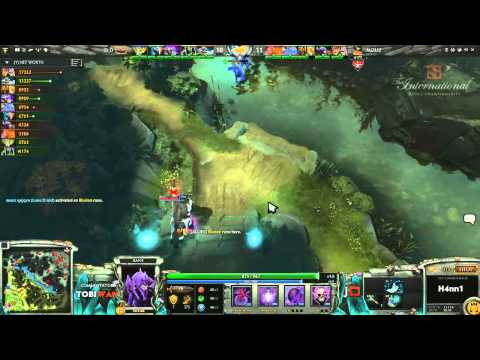 DD DOTA vs Mousesports Game 4  DOTA 2 International Western Qualifier Grand Final  TobiWan  Soe