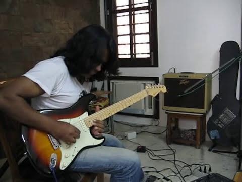 white lion - Vito Bratta guitar solo - If My Mind Is Evil
