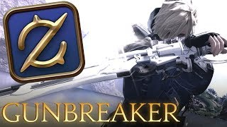 Shadowbringers Media Tour: Gunbreaker - In-depth overview and gameplay footage