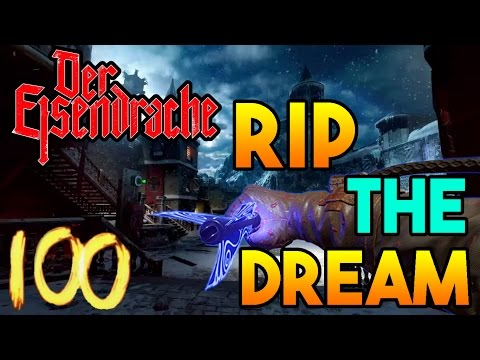 DER EISENDRACHE ROUND 100 BOSS FIGHT FAIL! ROUND 94! (HITTING 20K SUBS LIVE) ~ [Livestream Replay]