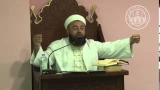 Masum Bayraktar Hoca Efendi Fatih Sohbeti 31 10 2014 Fatih Medreseleri