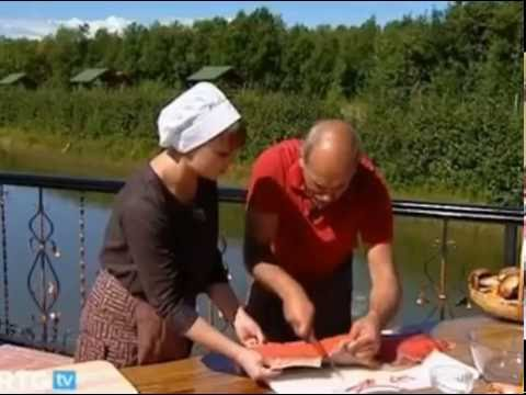 рыбалка на томатном