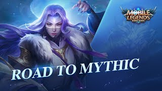 Road to Mythic | Yin-yang Geomancer | LuoYi | Mobile Legends: Bang Bang
