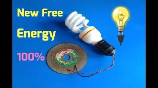Free Energy Electric Generator New 100% Technology 2019
