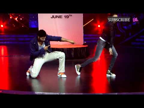 Varun Dhawan & Shraddha Kapoor On Sets Of DID Super Moms For ABCD 2 Part 2