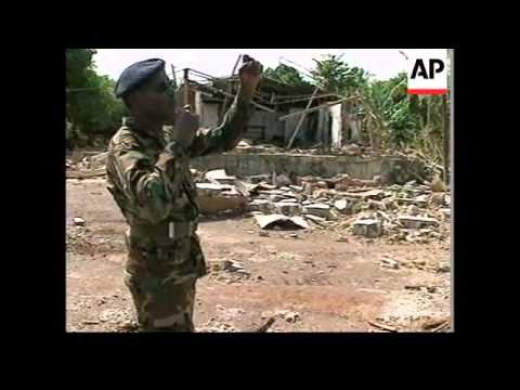 GUINEA BISSAU: GOVERNMENT TROOPS OFFENSIVE FAILS TO GAIN GROUND