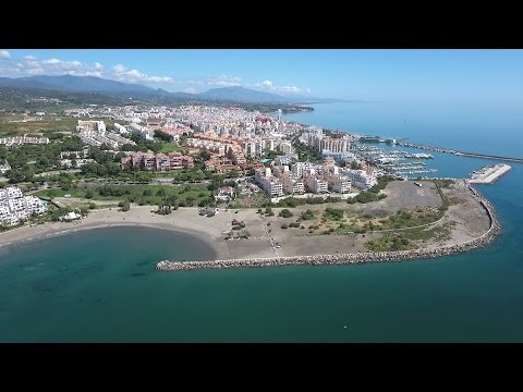 Welcome to Estepona, Costa del Sol - KleinDrone