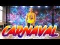 Claudia Leitte   Carnaval Ft. Pitbull | ZUMBA FITNESS