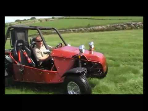 Joyner 650 Road Legal Buggy