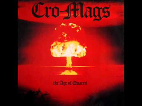 Cro-mags - Dont Tread On Me