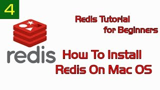 Redis Tutorial for Beginners 4 - How To Install Redis On Mac OS X