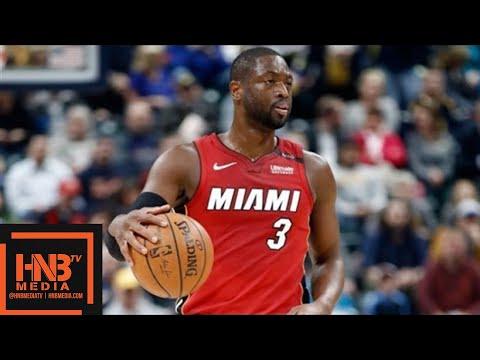 Miami Heat vs Philadelphia Sixers Full Game Highlights / Game 2 / 2018 NBA Playoffs