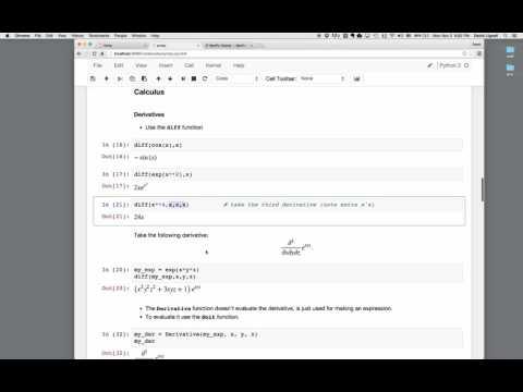 Download Video Symbolic Manipulation In Python Download 3gp Mp4