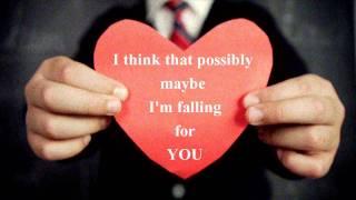 Landon Pigg - Falling In Love At A Coffee Shop ( Lyrics )