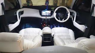 Hyundai Creta Modified | Ultra Comfort Seat Cover | Exterior-Interior | Best Creta? Cost?