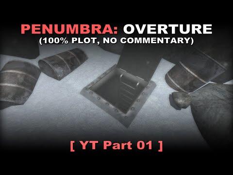Penumbra: Overture - Part 1 | Walkthrough (Hard, No commentary ✔)