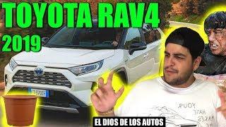 LA VERDAD EN TU CARA: 2019 TOYOTA RAV4