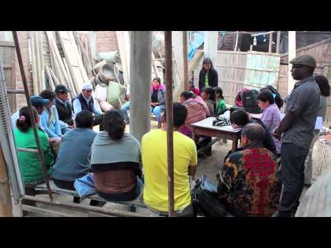 Huaycan 2013 (English version)