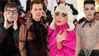 MET GALA 2019 FASHION ROAST & REVIEW (i'm clinically depressed cause of how bad it was)
