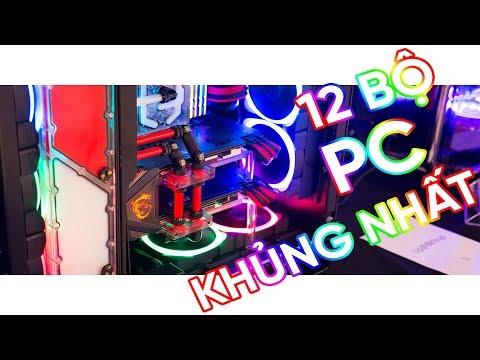 Những bộ PC KHỦNG nhất của NGƯỜI DÙNG tại INTEL EXTREME | HANOICOMPUTER