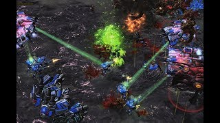 Sunday Series - MaSa (T) vs Scarlett (Z) - StarCraft 2 - Legacy of the Void 2019