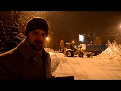 Юліан Матвійчук про боротьбу зі сноговою стихією