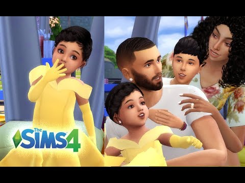 download lagu The Imaginary Princess  A Sims 4 Story gratis