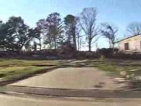 Hurricane Katrina: The Drive: New Orleans Lower 9th Ward Video