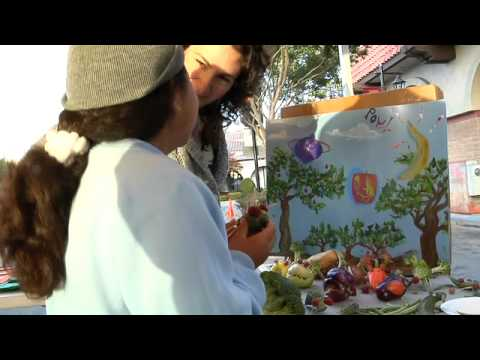 DooF On Wheels: San Leandro Farmers' Market