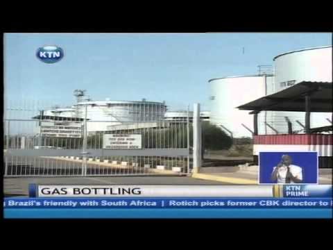 Kenya pipeline company to build a liquefied petroleum gas storage and bottling plants