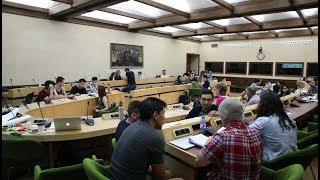 Cursos internacionales en la UAH