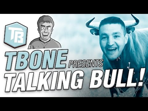 Talking Bull Episode 3 with Carl Bull and TBone Capone CRAZY Challenge and FA Cup Prediction