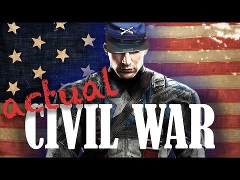 Captain America: ACTUAL Civil War (Trailer Mashup) - IGN Original