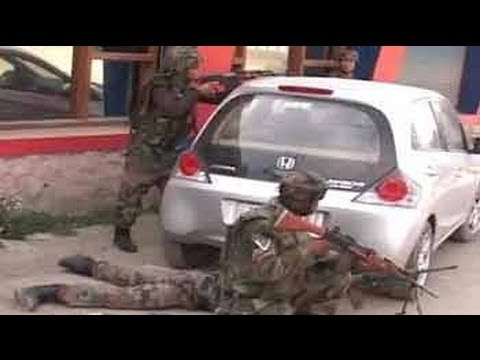 A day before PM's visit, attack on Army convoy in Srinagar; 5 jawans killed