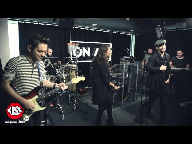 Smiley & Andra - În noapte mă trezesc (Live la Kiss FM)