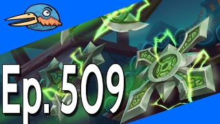 Today In Hearthstone Ep. 509 Landfall