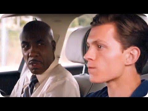 "SPIDER-MAN: HOMECOMING ""Driving Test"" Trailer (2017) Marvel, Superhero Movie HD thumbnail"