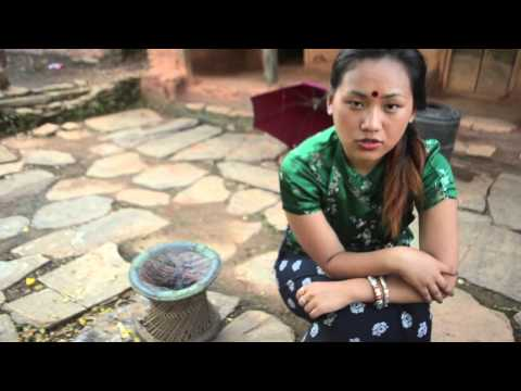 Nepali Village Life with Sarala Thapa part 7 (Final Day)