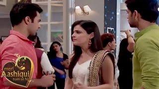 Meri Aashiqui Tum Se Hi 27th January 2015 FULL EPISODE | Chirag & Ishaani are brother & sister !
