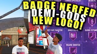 EVERYTHING The New Patch Is Hiding From You! Hot Zones and Demi Gods! NBA 2K20 Park Gameplay!