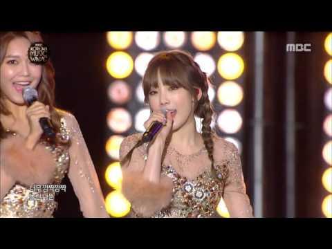 Korean Music Wave Girls Generation - Gee 소녀시...