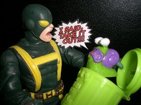 The Trash Pack Series 1 Toy Review