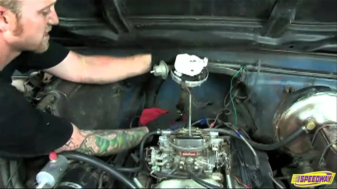 sbc with hei wiring diagram msd ignition heat    hei    module install youtube  msd ignition heat    hei    module install youtube