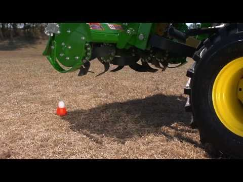 Hitch Position Control - John Deere 1025R vs Kubota BX