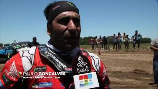DAKAR2017 DAY02 Monster Energy Honda Team